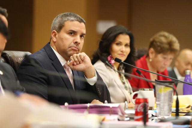Honolulu City Council Vice Chair Ikaika Anderson. 22 feb 2017