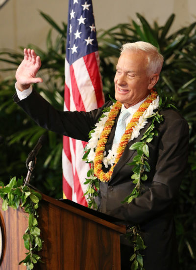 Mayor Kirk Caldwell Honolulu Hale1. 16 feb 2017