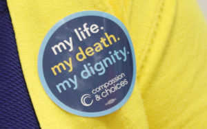 Passing Aid-In-Dying Bill Would Be An Act Of Courage