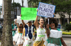 Honolulu City Council May Expand Its Plastic Bag Ban
