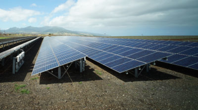 Hawaii Governor's Race: Clear Differences On Energy Policy
