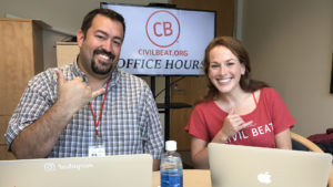 Civil Beat Welcomes You Into The Newsroom With 'Office Hours'