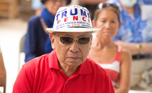 Hawaii GOP Goes All-In For Trump