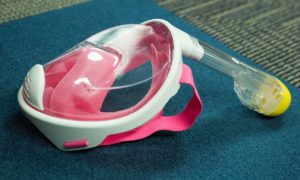 Hawaii Struggling To Find Out If Full-Face Snorkel Masks Are Dangerous
