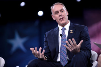 Interior Secretary Doubles Down On 'Konnichiwa' Comment To Hanabusa