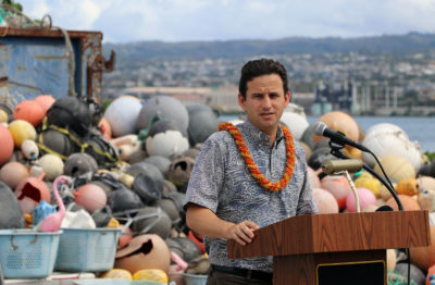 Brian Schatz: 'Native Wisdom' Needs To Be Part Of US Climate Policy