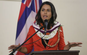 Tulsi Gabbard Calls On Ige To Fire Top Health Officials For 'Gross Negligence'