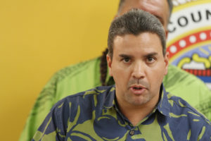 Council Set To Elect Ikaika Anderson Chair