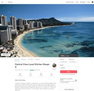Competing Airbnb Bills Set Off Lobbying Battle