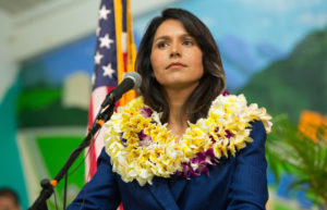 Tulsi Gabbard Now Says She Supports Trump Impeachment Inquiry