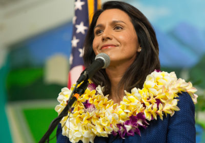 Federal Campaign Filings Show Gabbard Has Raised Another $3 Million