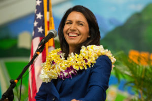 Indian Americans Are Big Donors To Gabbard Campaign