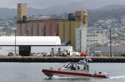 Forget Pirates, Illegal Fishermen Are Now Coast Guard's Public Enemy No. 1