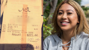 VIDEO: For This Waitress, A $400 Tip Was Just The Beginning