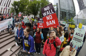 Arguments Conclude On Hawaii's Challenge Of Trump's Revised Travel Ban