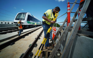 Rail Board Confronts Project's Deepening Financial, Contract Concerns