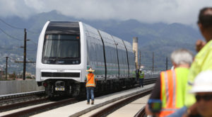 Honolulu's New Trains Could Sap Power From Nearby Buildings And Homes