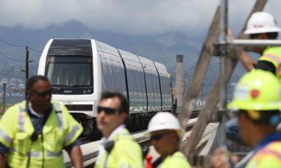 Coronavirus Is Causing A New Set Of Problems For Honolulu Rail