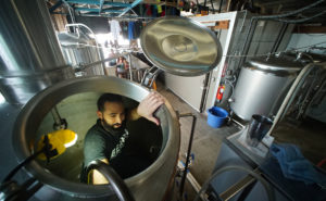 What Goes On Inside A Craft Brewery