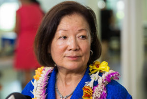 What Does Hirono Have Against Trump's New Japan Ambassador?