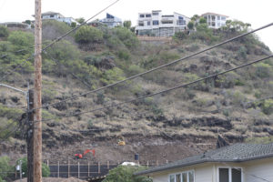 Aina Haina Residents Nervous About Hillside Development