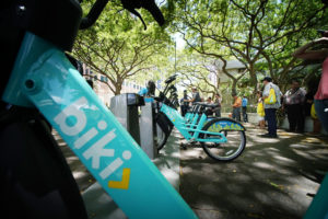 Bike-Share Program In Honolulu Will Expand As Ridership Soars