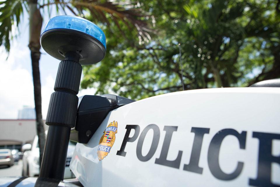 Honolulu Police Corruption