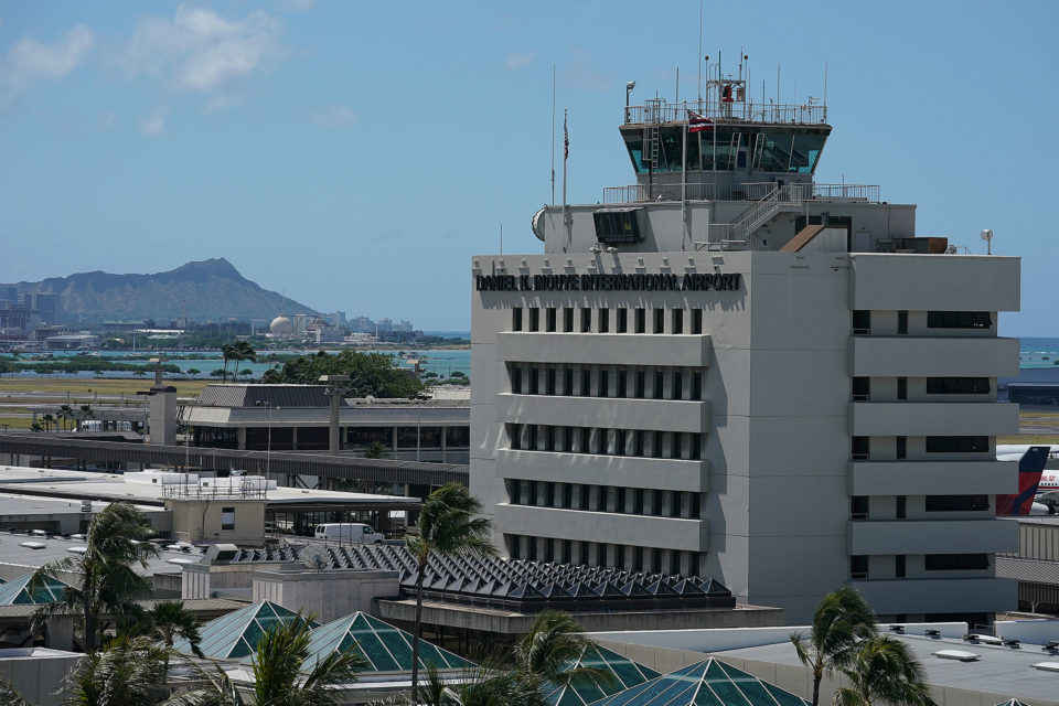 Health Officials Step Up Coronavirus Precautions At Honolulu Airport