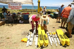 Tad Bartimus: Maui Hopes New Rescue Tubes Will Reduce Drownings
