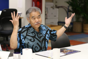 Ige Says His Low-Key Approach Is Producing Good Results For Hawaii