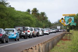 How Many More Cars Can We Cram On Oahu?