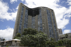 Some Residents Couldn't Hear Alarms In Deadly High-Rise Blaze