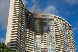 Honolulu Condos Must Comply Now With New Fire Safety Rules