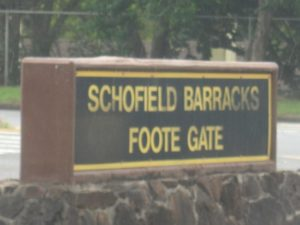 Soldier Arrested In Woman's Death At Schofield Barracks, Army Says