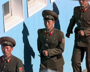 China Is The Key To Avoiding Nuclear 'Fire and Fury' in North Korea