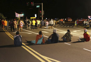 Six People Arrested During Maui Solar Telescope Protest