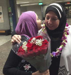 Trump Travel Ban: Syrian Grandmother Arrives In Honolulu