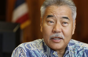 Gov. Ige Makes Two Cabinet Appointments
