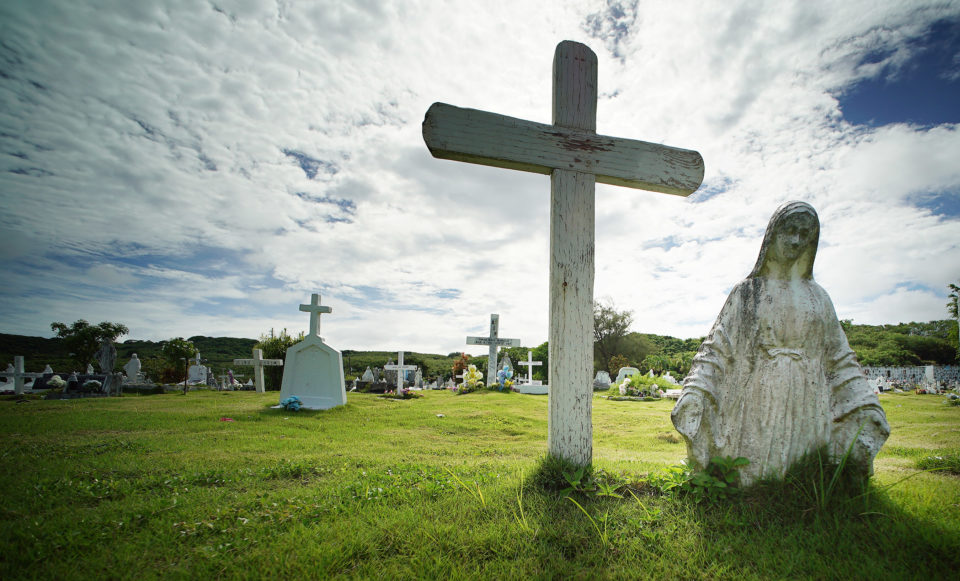 Guam's Day Of Reckoning After Decades Of Sex Abuse