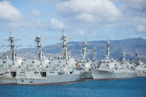 The Time For RIMPAC Training In Hawaii Is Over