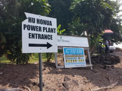 Alan McNarie: Burning Eucalyptus To Power The Big Island