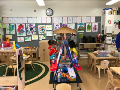 Ige Says Child Care Centers Can Reopen. But Are They Ready?
