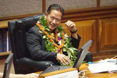 Why Is This Hawaii State House Seat Vacant?