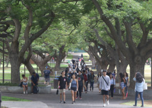 University Of Hawaii Proposes Tuition Reduction, Freeze