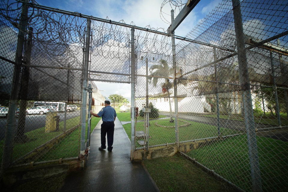 Special Master Recommends No Blanket Release Of Hawaii Inmates