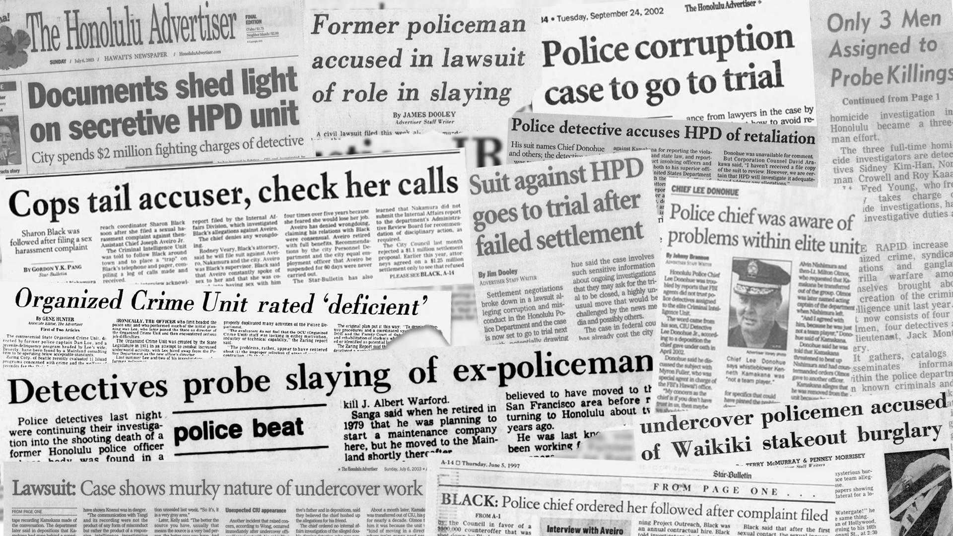 Honolulu's Criminal Intelligence Unit Has Long History Of
