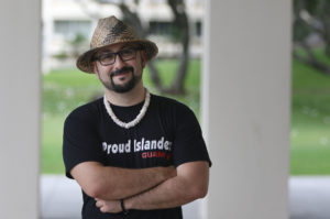 The 'Invisible' Chamorro Poet Brings An Urgency To Island Culture
