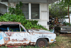 Why It's So Difficult To Clean Up This Honolulu Hoarder House
