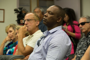 Public Input Favors Retired HPD Major's Candidacy To Be Police Chief