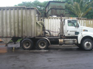 Jason Armstrong: Trucking Trash All The Way Across The Big Island